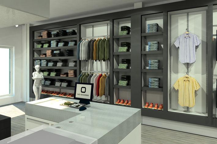 NoExcess winkel visualisatie