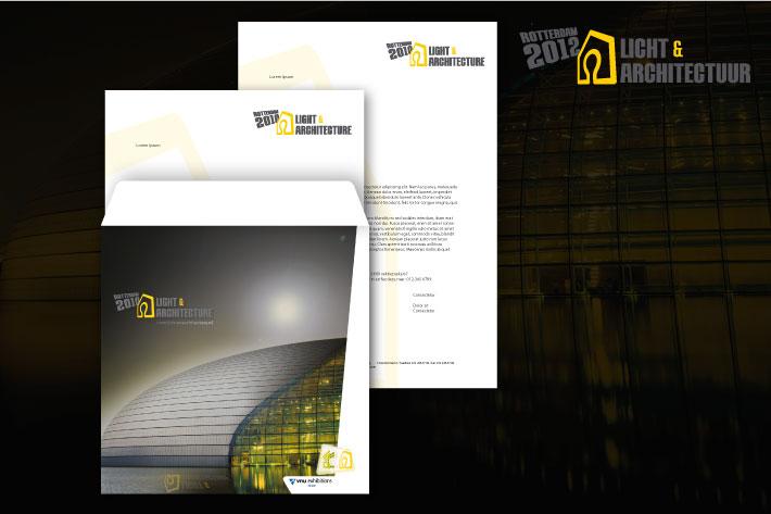 Licht & Architectuur 2012 Huisstijl