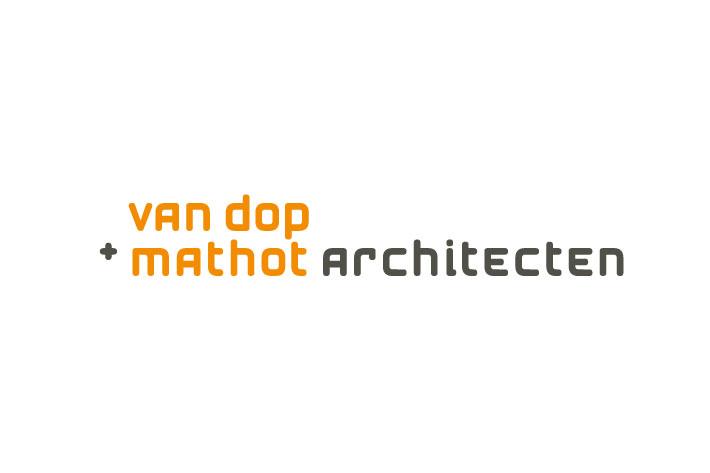Van Dop + Mathot Architecten Huisstijl