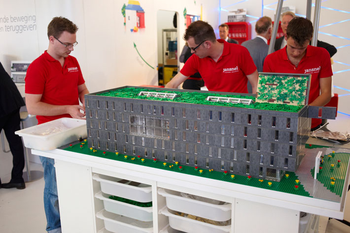LEGO Maquette Jan Snel