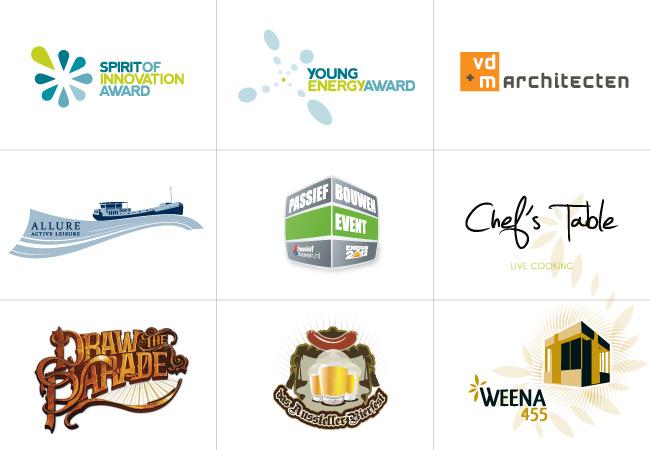 Nieuwe Logos