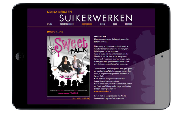 Suikerwerken website