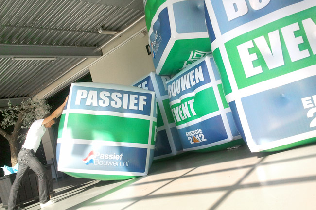 Energie 2012 Passief Bouwen