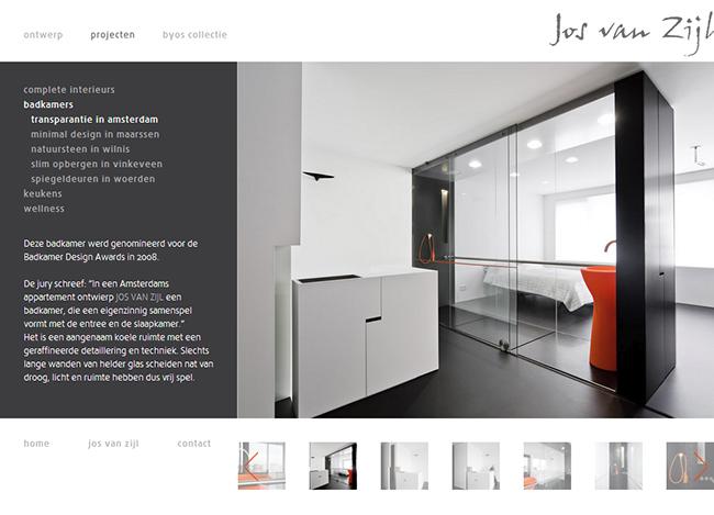 Jos Van Zijl website