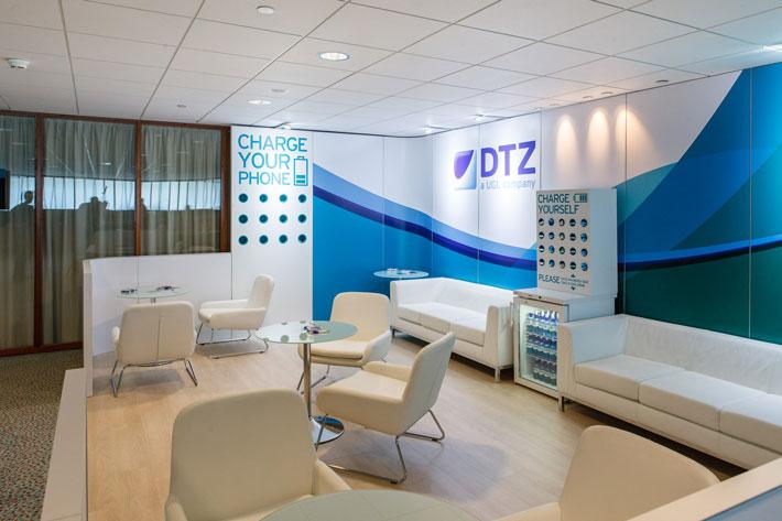 DTZ Zadelhoff CoreNet Okura