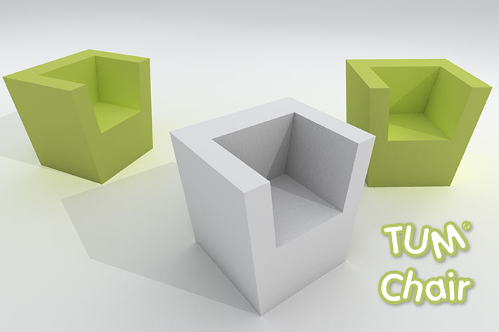 TUM Chair stoel