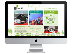 A-Booth website