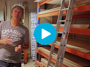 Rietdijk Rotterdam werkplaats video