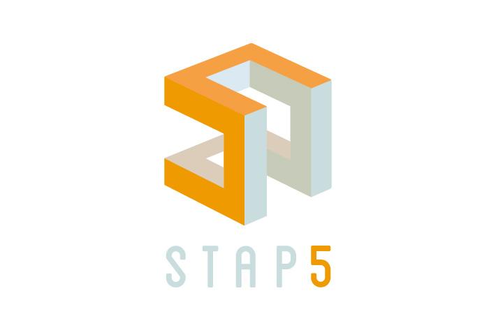 STAP5 Huisstijl Logo