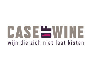 Case of Wine huisstijl