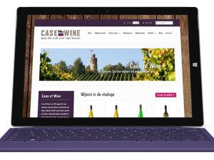Case of Wine webwinkel