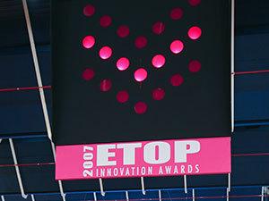 ETOP Awards bewegwijzering