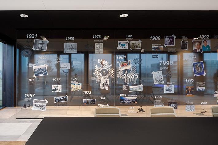 Horizon Creative interior graphics design and production Shimano