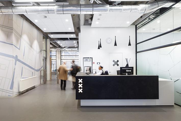 Horizon Creative Interior acoustic graphics design